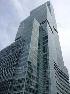 日本一高いビル、あべのハルカスの写真・画像素材[1034459]