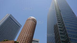 大阪梅田の高層ビル群の写真・画像素材[1234965]