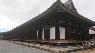 京都の三十三間堂の写真・画像素材[1725270]