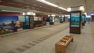 近鉄奈良駅の構内の写真・画像素材[3362999]