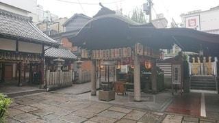 大阪ミナミにある法善寺の写真・画像素材[3510914]