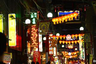 横浜中華街の写真・画像素材[864624]