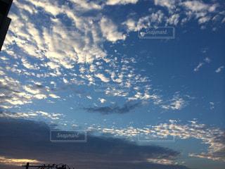 青空の写真・画像素材[1046783]