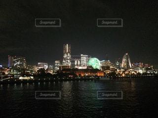 夜景の写真・画像素材[1046790]