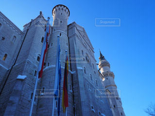 ノイシュバンシュタイン城の写真・画像素材[856838]