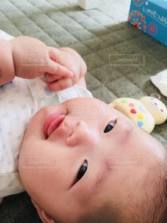 赤ちゃんの手 - No.859555