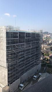都市の高層ビルの写真・画像素材[857659]