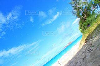 ハワイのビーチの写真・画像素材[857697]
