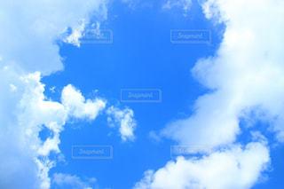 沖縄の空の写真・画像素材[857788]