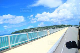 沖縄ドライブの写真・画像素材[886856]