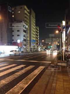 夜の道路 - No.867871