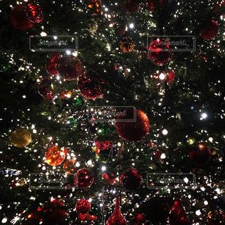 クリスマスツリーのオーナメントの写真・画像素材[862083]