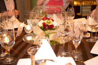 結婚式に参加する女性の写真・画像素材[859517]
