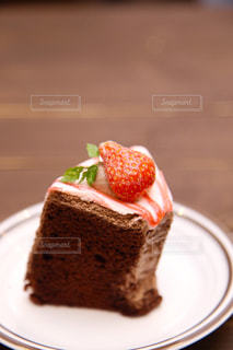 シフォンケーキの写真・画像素材[871442]