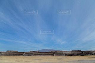 メキシコのピラミッドの写真・画像素材[2976677]