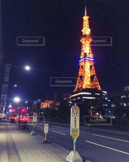 さっぽろテレビ塔の写真・画像素材[886150]