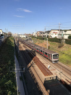 東急目黒線の写真・画像素材[862507]