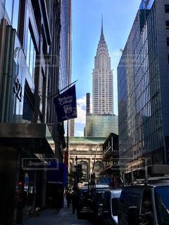 ニューヨークの裏路地の写真・画像素材[892988]