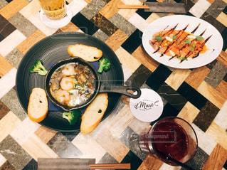 あったかい冬の食卓の写真・画像素材[863675]