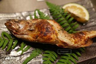 焼き魚の写真・画像素材[863240]
