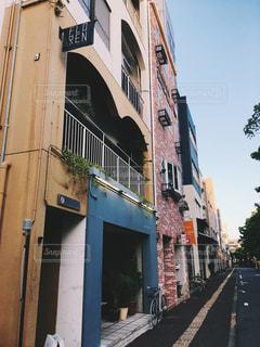 外国のような街並みの写真・画像素材[863248]