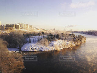 高速鉄道からの眺めの写真・画像素材[890536]