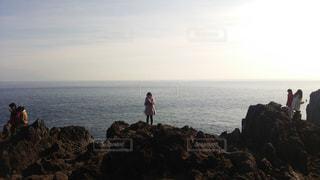 城ヶ崎海岸の写真・画像素材[859950]