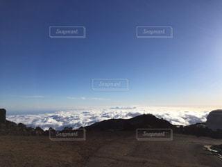 マウイ島、ハレアカラ山の頂上の写真・画像素材[867063]