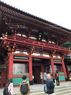 鶴岡八幡宮の写真・画像素材[860827]