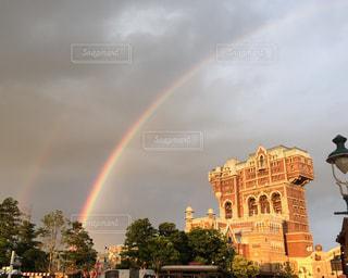虹の街の写真・画像素材[862230]