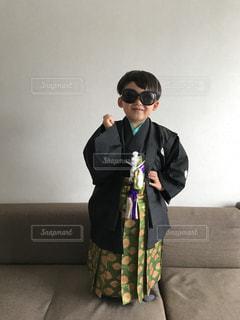 スーツの場合身に着けている男の写真・画像素材[873003]