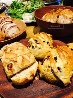 パンとサラダ - No.860815