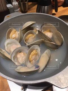 蛤のお吸い物の写真・画像素材[860855]