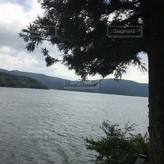 湖の写真・画像素材[864008]