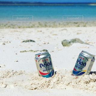 海とビール - No.865357
