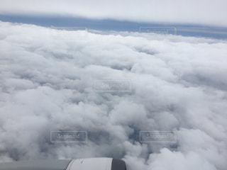 空の雲の写真・画像素材[860513]