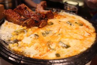 韓国料理🇰🇷チーズカルビ🧀の写真・画像素材[860459]