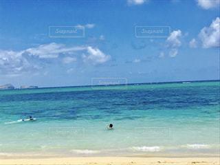 青い海の写真・画像素材[860805]