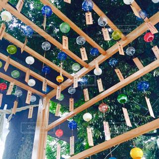 風鈴祭りの写真・画像素材[861116]