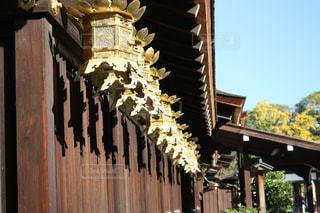 世界遺産 京都 下鴨神社神社より - No.872523