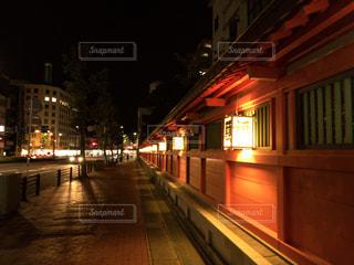 夜景の写真・画像素材[506443]