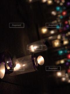 クローズ アップの光のの写真・画像素材[864652]