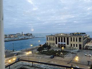 イタリアの漁港の写真・画像素材[864295]