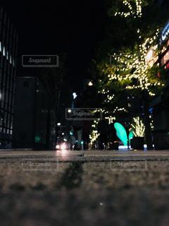 夜の散歩みち - No.864016