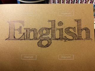 Englishの写真・画像素材[912769]