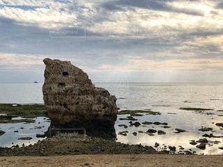 瀬長島の子宝岩の写真・画像素材[1616284]