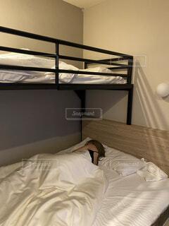 ホテルに宿泊の写真・画像素材[4746007]