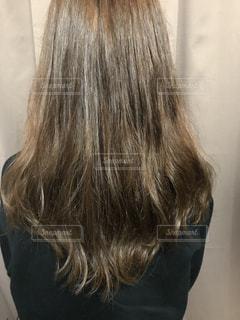 髪の毛の写真・画像素材[864784]