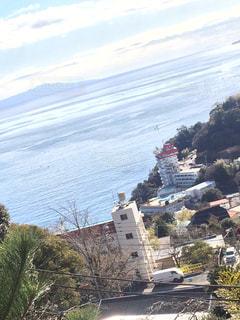 山のビュー - No.948527