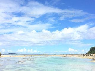 青い空と海の写真・画像素材[865096]